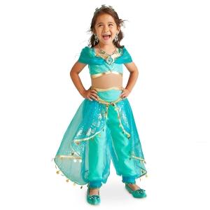 ชุดคอสตูมสำหรับเด็ก Disney Costume for Kids (Jasmine)