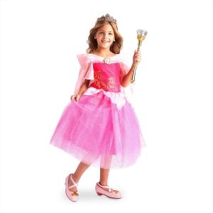 ชุดคอสตูมสำหรับเด็ก Disney Costume for Kids (Aurora)