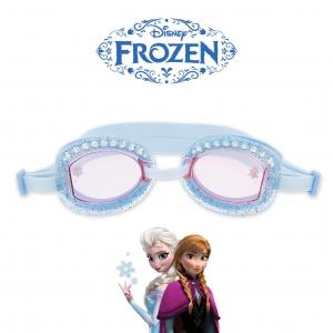 แว่นตาว่ายน้ำสำหรับเด็ก Disney Swim Goggles for Kids (Anna and Elsa)