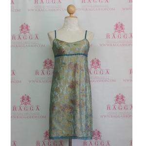(Id 4237 จองคะ) Size: SS32 เดรสแฟชั่น เดรสทำงาน Dress