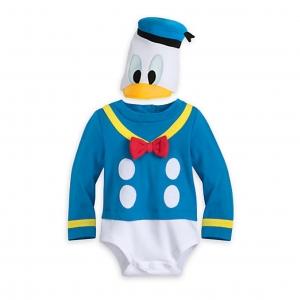 ชุดคอสตูมบอดี้สูทเบบี๋สุดน่ารัก Disney Baby Costume Body Suit (Donald Duck)