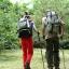 NL16 กระเป๋าเดินทาง สีม่วง ขนาดจุสัมภาระ 40 ลิตร thumbnail 17