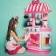 ชุดครัวจำลองสุดน่ารัก Hello Kitty Kitchen Café Set thumbnail 8