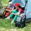 NL16 กระเป๋าเดินทาง สีม่วง ขนาดจุสัมภาระ 40 ลิตร thumbnail 19