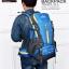 NL12 กระเป๋าเดินทาง สีน้ำเงิน ขนาด 45 ลิตร (เสริมโครง) thumbnail 26