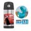 กระติกน้ำสเตนเลสรักษาอุณหภูมิ Thermos FUNtainer Vacuum Insulated Stainless Steel Bottle 12OZ (Cars) thumbnail 1