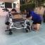 รถเข็นอาบน้ำเเละนั่งถ่าย Wheelchair Comfort รุ่น SL-155 thumbnail 23
