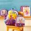 กระเป๋าเป้สะพายหลังสำหรับเด็ก Disney Backpack (Rapunzel Tangled: The Series) thumbnail 4