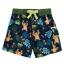 ชุดว่ายน้ำป้องกันรังสียูวีสำหรับทารกและเด็กเล็ก Disney Hooded Rash Guard & Swim Trunks for Baby (The Jungle Book) thumbnail 5