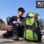 ⭐ NL17 กระเป๋าเดินทาง ดำ ขนาดจุสัมภาระ 50 ลิตร thumbnail 20