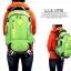 NL19 กระเป๋าเดินทาง สีเขียว ขนาดจุสัมภาระ 40 ลิตร thumbnail 17