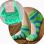 ถุงมือ ถุงเท้าโยคะ กันลื่น YKSM30-6 thumbnail 4