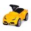 รถเฟอร์รารี่ขาไถสุดหรู Rastar Ferrari 458 Speciale A Foot-to-Floor Push Car (Yellow) thumbnail 1