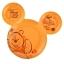ชุดจานรับประทานอาหารสุดน่ารัก Disney Mealtime Magic - Hi! 2 Piece Icon Plate Set (Winnie the Pooh) thumbnail 2