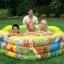 สระน้ำเป่าลมสำหรับเด็ก Intex Disney Winnie the Pooh Swim Center Pool thumbnail 4