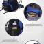 NL15 กระเป๋าเดินทางเสริมโครง สีกากี ขนาดจุสัมภาระ 42 ลิตร thumbnail 2