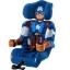 คาร์ซีทสำหรับเด็ก KidsEmbrace Combination Booster Car Seat (Captain America) thumbnail 3