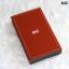 RFID Passport Holder Wallet (Brown) กระเป๋าพาสปอร์ตพร้อมกล่องพรีเมี่ยม (สีน้ำตาล) thumbnail 6