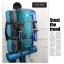 DF03 กระเป๋าเดินทาง สีดำ ขนาดจุสัมภาระ 80+5 ลิตร thumbnail 13