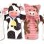 ชุดตุ๊กตาหุ่นมือ Melissa & Doug Hand Puppets (Farm Friends) thumbnail 6