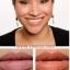 MAC Lustre Lipstick สี Fleckletone 3 g (ขนาดปกติ) ลิปสติกเนื้อครีมนู้ดน้ำตาลนิดๆ ให้ลุคชุ่มฉ่ำ ปกปิดสีปากค่อนข้างดีทีเดียวค่ะ