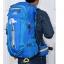 DF07 กระเป๋าเดินทาง สีน้ำเงิน ขนาด 50 ลิตร (เสริมโครง) thumbnail 18