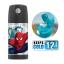 กระติกน้ำสเตนเลสรักษาอุณหภูมิ Thermos FUNtainer Vacuum Insulated Stainless Steel Bottle 12OZ (Spider Man) thumbnail 1