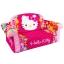 โซฟาเอนกประสงค์สำหรับเด็ก Marshmallow Furniture Children's 2-in-1 Flip Open Foam Sofa (Hello Kitty) thumbnail 3