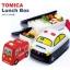 กล่องอาหารกลางวันและของว่าง Skater Tomica Bento Lunch Box (Police Car) thumbnail 5