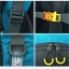 ⭐ NL17 กระเป๋าเดินทาง ดำ ขนาดจุสัมภาระ 50 ลิตร thumbnail 16