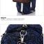 TR02 กระเป๋าทรงกระบอก แคนวาส สีน้ำตาล thumbnail 9