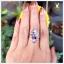 แหวนนพเก้า ตามตำราโบราณ เงินแท้ ชุบทองคำขาว thumbnail 6