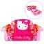 โซฟาเอนกประสงค์สำหรับเด็ก Marshmallow Furniture Children's 2-in-1 Flip Open Foam Sofa (Hello Kitty) thumbnail 1