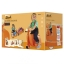 กระเป๋าเดินทางขับขี่ได้สำหรับเด็ก Skoot Children's Ride-On Suitcase (Tangerine) thumbnail 10
