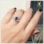 แหวนไพลินจันท์ หายาก ดีไซน์สวยเก๋ดูดีมีสไตล์(สอบถามราคา) thumbnail 5