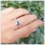 แหวนไพลินแท้ สวยใสไฟดี ดีไซน์สวยเก๋มีสไตล์ thumbnail 6