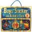 ชุดกระเป๋ากิจกรรมและสติ๊กเกอร์สำหรับหนุ่มน้อย Boys' Sticker and Activity Pack thumbnail 4