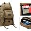 NL16 กระเป๋าเดินทาง สีม่วง ขนาดจุสัมภาระ 40 ลิตร thumbnail 2