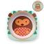 ชามอาหารสำหรับเด็ก Skip Hop รุ่น Zoo Bowls (Hedgehog) thumbnail 1