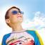 แว่นกันแดดสำหรับเด็ก Disney Sunglasses for Kids (Cars) thumbnail 6