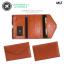 RFID Passport Holder Wallet (Brown) กระเป๋าพาสปอร์ตพร้อมกล่องพรีเมี่ยม (สีน้ำตาล) thumbnail 8