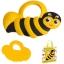 ยางกัดสุดหนึบปลอดสารพิษ SILLI CHEWS (Buzz Bee) thumbnail 1