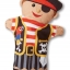 ชุดตุ๊กตาหุ่นมือ Melissa & Doug Hand Puppets (Bold Buddies) thumbnail 4