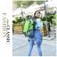 NL04 กระเป๋าเดินทาง สีน้ำเงิน ขนาดจุสัมภาระ 45 ลิตร thumbnail 35