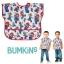 ผ้ากันเปื้อนปลอดสารพิษสำหรับเด็ก BUMKINS Nintendo Junior Bib (Super Mario & Luigi) thumbnail 1