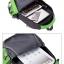 NL19 กระเป๋าเดินทาง สีเขียว ขนาดจุสัมภาระ 40 ลิตร thumbnail 9