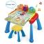 โต๊ะกิจกรรมเสริมพัฒนาการเอนกประสงค์ VTech 3-in-1 Touch and Learn Activity Desk Deluxe thumbnail 1