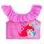 ชุดว่ายน้ำแบบทูพีซป้องกันรังสี UV สำหรับทารกและเด็กเล็ก Disney Two-Piece Swimsuit for Baby (Ariel The Little Mermaid) thumbnail 2