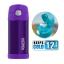 กระติกน้ำสเตนเลสรักษาอุณหภูมิ Thermos FUNtainer Vacuum Insulated Stainless Steel Bottle 12OZ (Violet) thumbnail 1