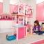 คฤหาสถ์ตุ๊กตาในฝันสำหรับสาวน้อย Barbie Barbie Dreamhouse thumbnail 18